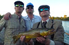 """Master Jedwards cashes in on his royal afterwork float with gillie """"Tweeds"""" & Duke Warren. Photo: Austin Trayser"""