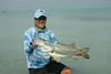 Jodi with a nice snook!