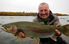 Steve Flood with a fine AK rainbow.