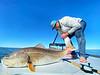 Chris Coyne with a Deck Splitter... Photo: Steven Winkels