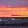 Windy sunrise at the boca. - amazing. . .