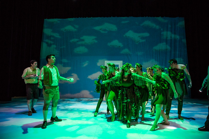 Engadine Musical Society - Big Fish - Grant Leslie Photography