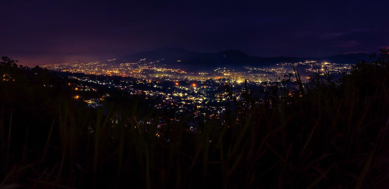 Dawn Over Lembang
