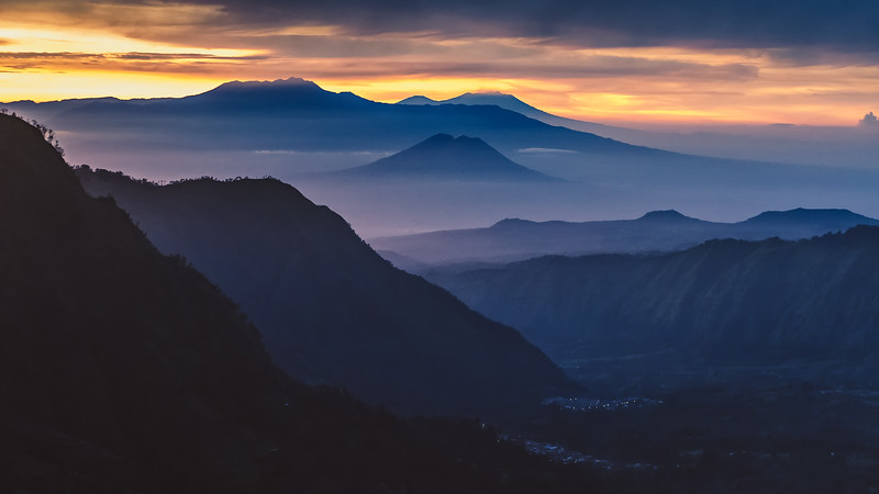 One Early Morning in Bromo