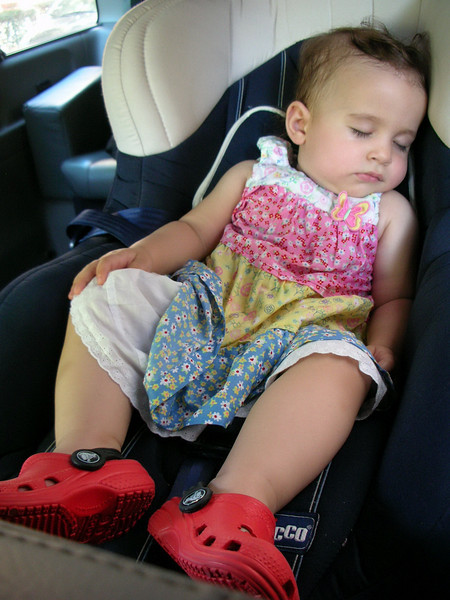 Kankam Boranin dogum gunune gidiyorum, onceden uyuyayimki orda uykum gelmesin. 14/06/2008.