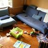 Ben oynarken evi biraz dagitiyorum. 15/06/2008.