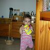 Klasik sabah mutfak faaliyetlerimden bir enstantane. 12/07/2008.