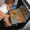 Annane aksamdan yapmis bu guzelim kurabiyeleri. Klasik sabah mutfak teftisi sirasinda kesfettim bu hazineyi. Hemen attim kendimi firinin ustune. Hangisinden baslasam acaba?. 10/08/2008.