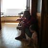 Bu kose benim favori yerim. Bir tek Kemal dayi oturabiliyor benim gibi, kimbilir neden ?? 24/08/2008.