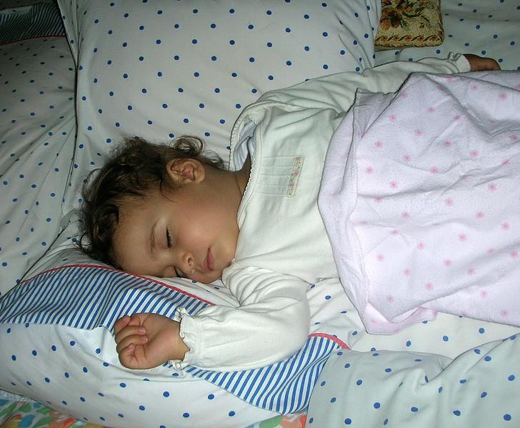 Kusum uykuda. 07/11/2008.