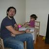 Koray amca geldi hemen ona calisma masami gosterdim. Beraberce bir resim olayina girdik.10/02/2009.