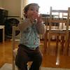 Yasasin sandalyeme oturdum. 14/03/2009.