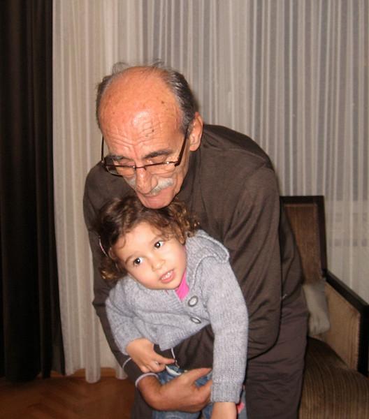 Kemal dedem beni gormeye geldi. 10/01/2010