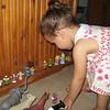 Kucuk adamlarimi dizdim, hayvanlarda bu tarafta evet simdi baslayabiliriz oynamaya. 13/08/2009