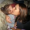 Annem turdan geldi, bu saate kadar uyumayip onu bekledim... 22/10/2009