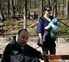 Bu haftasonu Belgrad ormanindayiz. Burak amca Bahar teyze ve kankam Bora. Hava super, ortam uygun. 09/03/2008.