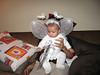 Bu kostumu Gozde getirmis, peri kizi oldu Bige hanim. Kanatlar ve sihirli asa mukemmeller. Cok sirin oldu cok. 10/12/2007.