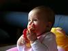 Isim cok dikkatli olmami gerektiriyor. Surekli konsantre olmaliyim. Etrafta bu kadar oyuncak varken cok zor.