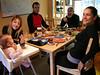 Masada bas kose benim tabiiki. Ferhan dedemde geldi bu pazar kahvaltiya. Arzu teyzeyle Yasar amca zaten aileden. 10/02/2008.