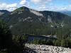 Mount Defiance and Mason Lake from Bandera.