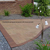 Chambersburg 4x8 Paver with Cocoa 4x8 Accents
