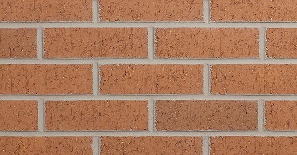 Salmon Velour Thin Brick