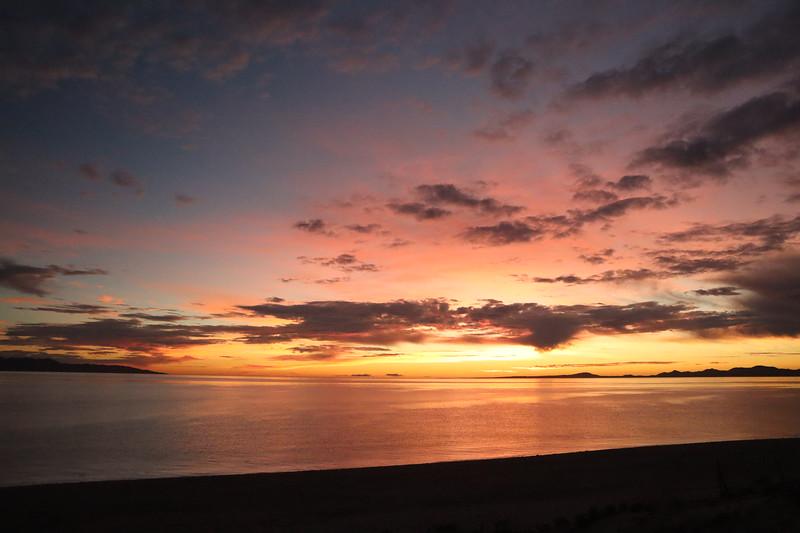 Sunrise 3, La Ventana, 2019