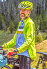 Great Divide rider(s) between Stagecoach State Park & Lynx Pass Cpgd, Colorado - C1-0766 - 72 ppi-2