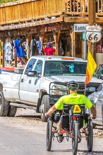 Route 66 in Oatman, AZ - C1-0228 - 72 ppi-2