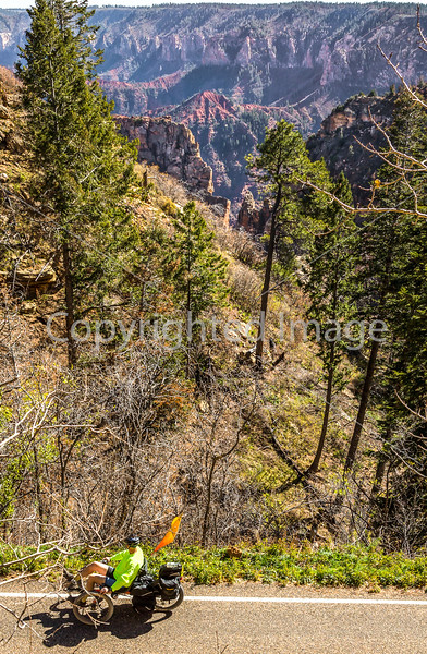 North Rim of Grand Canyon National Park - C3-0033 - 72 ppi
