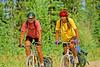 Cyclists in Glacier National Park, Montana - 72 dpi-2