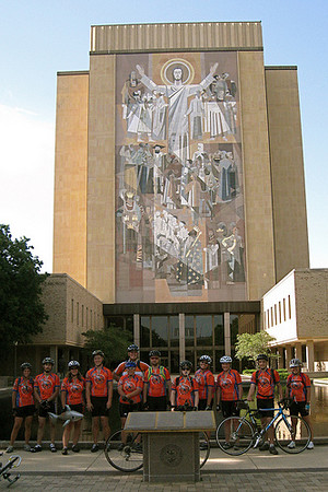 09 07-13 - Day 2 - University of Notre Dame. ec