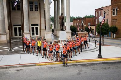 09 07-22 - Victory ride into Springfield, KY. EV