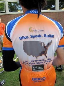 2010 Bike Adventure shirt.   ky