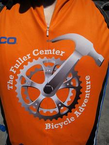 Bike Adventure logo.   ky