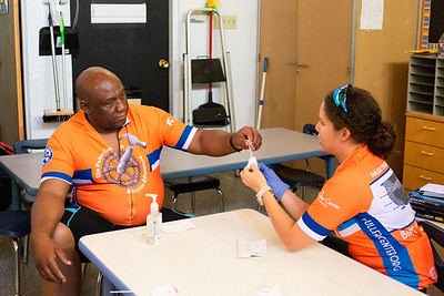 The Fuller Center Bike Adventure kicked off it's four-week West Coast ride on July 10, 2021, with a 44-mile ride from Seattle to Tacoma. Due to COVID-19, the 2020 rides were canceled. This year some extra precautions are being taken but we're grateful to be able to move forward with the rides! (Megan Beth Media)