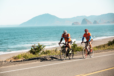 July 19, 2021 Port Orford, Oregon to Crescent City, California! 83.2 miles and 4,838 feet. (Megan Beth Media)