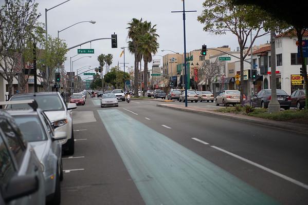 Long Beach Bike Infrastructure