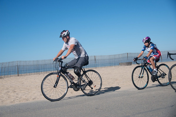 Bicycling with Rob Jones - - an inspiration for all