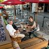 Berlin Cafe Parklet