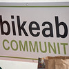 BIKEable Communities, the local non-profit bike advocacy group, is a regular partner in much of what the city does that is bike related.