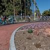 Councilmen Rex Richardson and Al Austin  - Roundabout at Harding and Myrtle