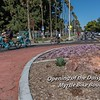 Opening of the Daisy - Linden - Myrtle Bike Blvd
