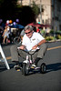 Charlie Gandy, Long Beach's Mobility Coordinator...moving fast...