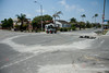 The intersection of Ximino and Vista is where one of the roundabouts will be installed. This is what the intersection looks like prior to installation