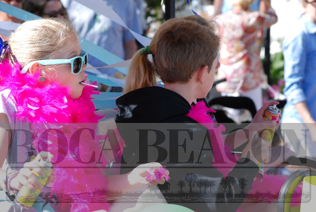 Boca Grande Bike Parade and Spring Fair