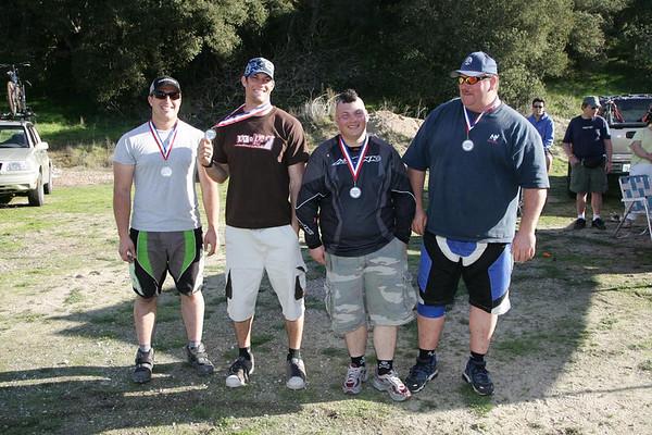 2007 CCCX Downhill Mountain Bike Races