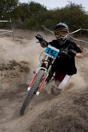 CCCX DH Race 11/25/2007 Practice Photos