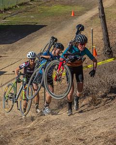 Fourth Start Group CCCX Cyclocross Race Nov 10 2019