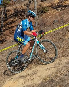 Second Start Group CCCX Cyclocross Race Nov 10 2019